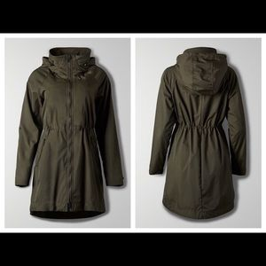 The Group Babaton Raindrop Jacket